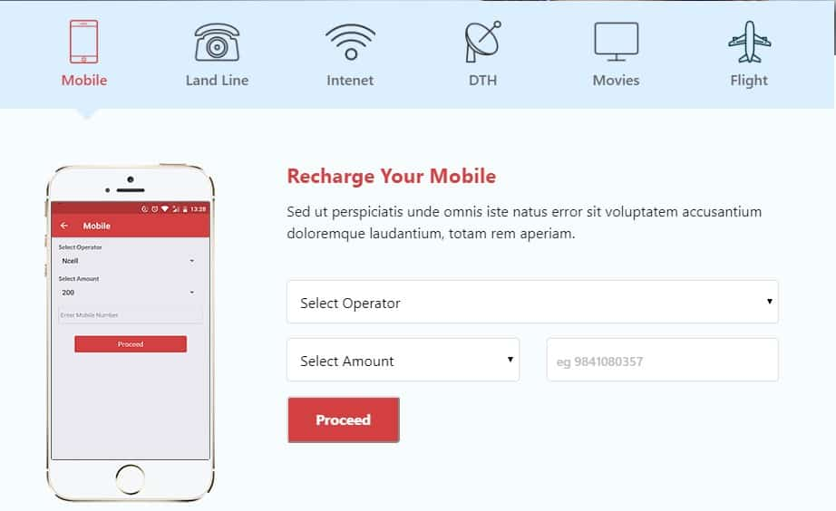 Mero Bill Mobile Payment