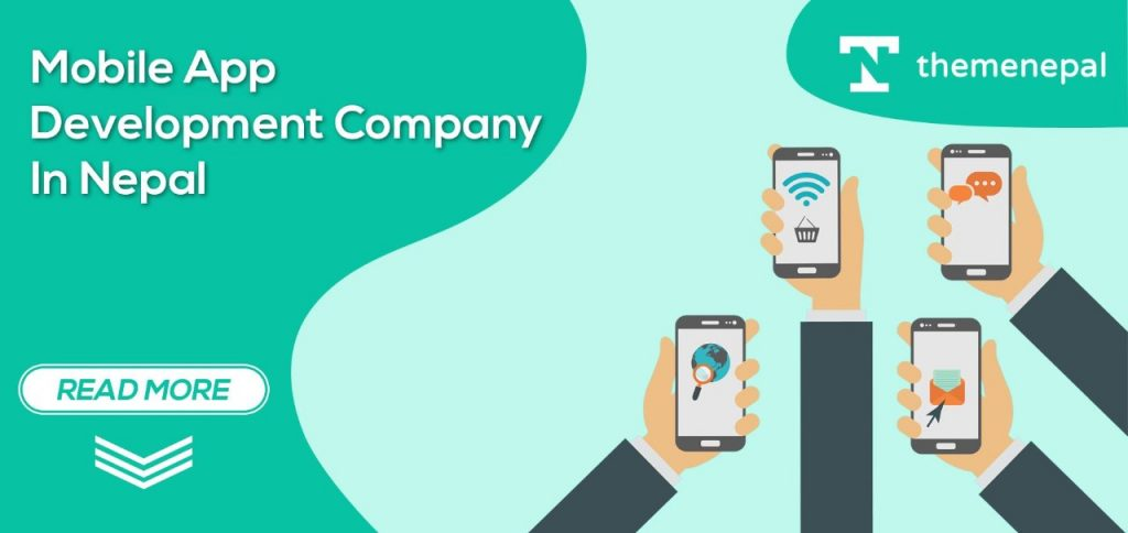 Mobile App Development Company in Nepal