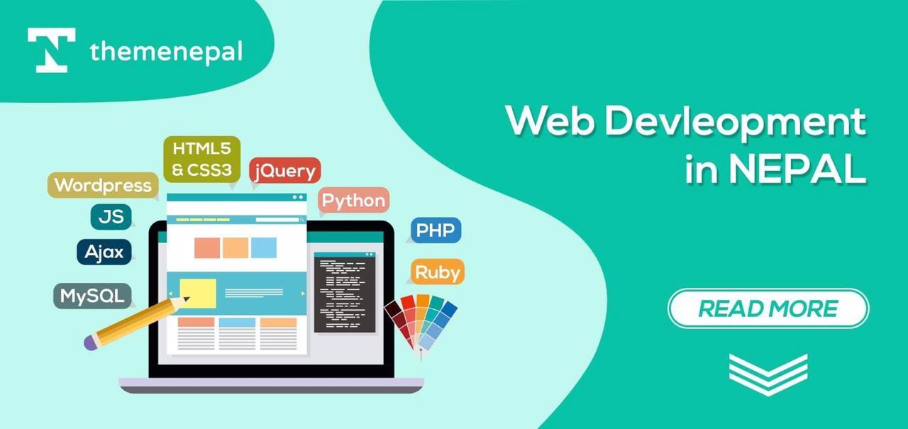 Web development in Nepal